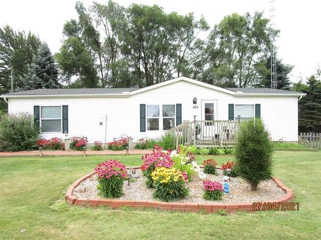 369 Deerfield Dr, Kinderhook Twp, MI 49036 (#62021096846) :: Duneske Real Estate Advisors