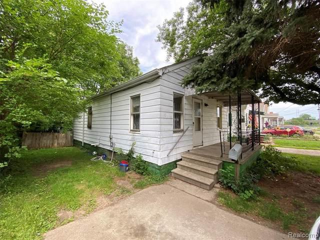 626 Freeman Avenue, Flint, MI 48507 (#2210060572) :: Duneske Real Estate Advisors
