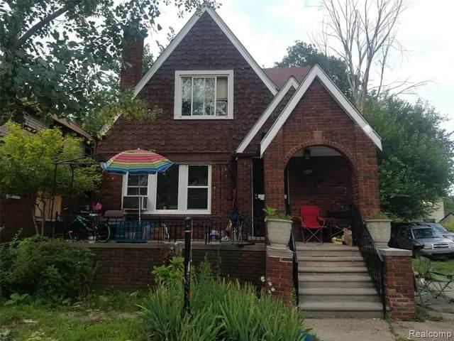 5042 Buckingham Avenue, Detroit, MI 48224 (#2210060594) :: Robert E Smith Realty