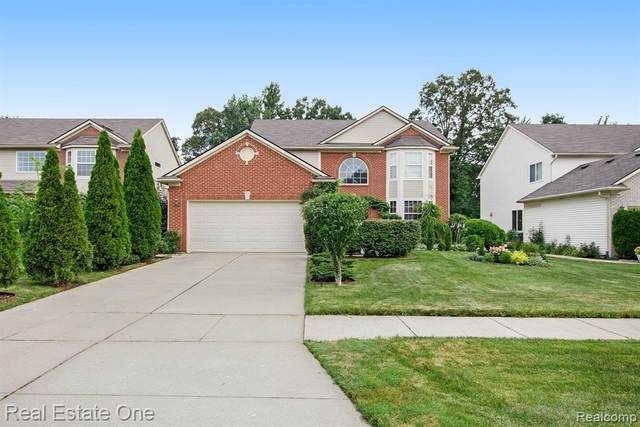 1459 Hartland Drive, Troy, MI 48083 (#2210060635) :: The Alex Nugent Team | Real Estate One