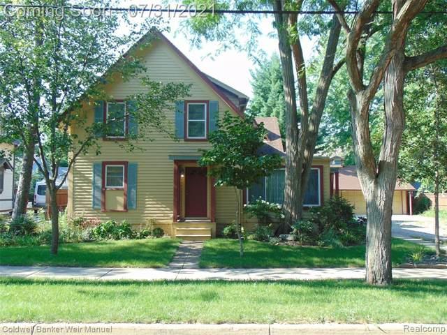 308 W 3rd Street, Rochester, MI 48307 (#2210060706) :: The Alex Nugent Team | Real Estate One
