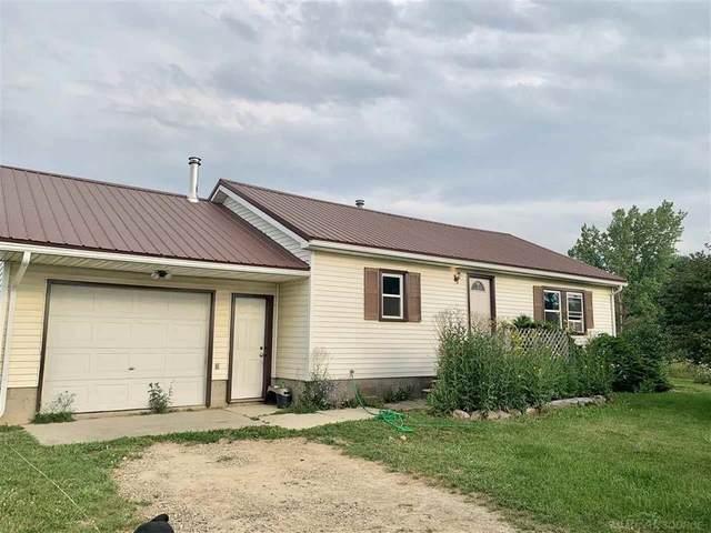 3950 Gosline Road, Marlette Twp, MI 48453 (#58050049799) :: Duneske Real Estate Advisors