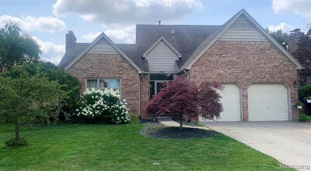 15844 Constitution Drive, Macomb Twp, MI 48044 (#2210060726) :: The Alex Nugent Team | Real Estate One