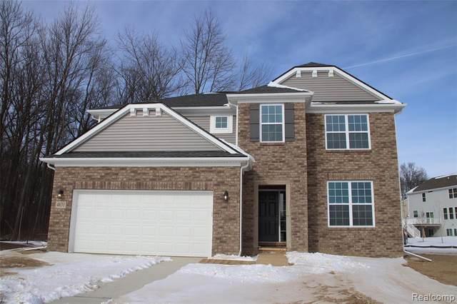1868 Eastport Drive, Troy, MI 48083 (#2210060736) :: The Alex Nugent Team | Real Estate One