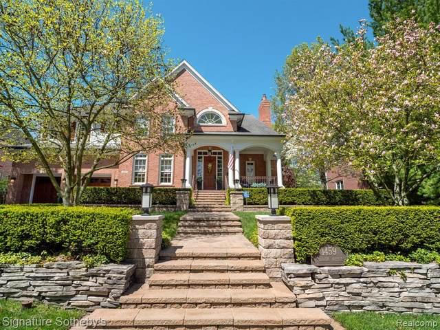 1459 Pilgrim Avenue, Birmingham, MI 48009 (#2210060750) :: The Alex Nugent Team | Real Estate One