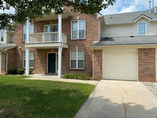 45723 Cagney Drive #59, Macomb Twp, MI 48044 (#2210060783) :: The Alex Nugent Team | Real Estate One