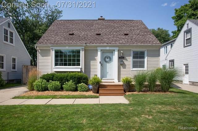 1875 Haynes Street, Birmingham, MI 48009 (#2210060803) :: The Alex Nugent Team | Real Estate One