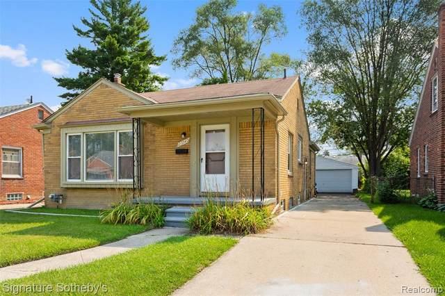 23540 Condon Street, Oak Park, MI 48237 (#2210060810) :: Duneske Real Estate Advisors