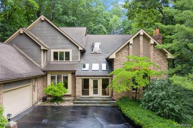 1196 Copperwood Drive, Bloomfield Twp, MI 48302 (#2210060816) :: Duneske Real Estate Advisors