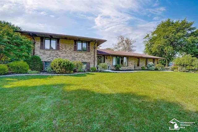3591 W Samaria Road, Bedford Twp, MI 48182 (#57050049822) :: The Alex Nugent Team | Real Estate One