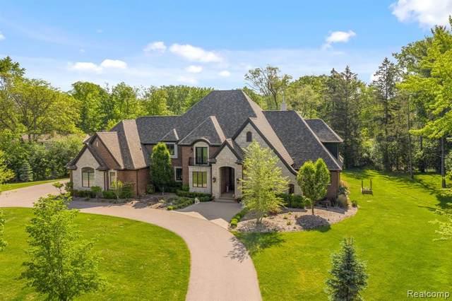 6089 Old Orchard Drive, Bloomfield Twp, MI 48301 (#2210060833) :: Duneske Real Estate Advisors