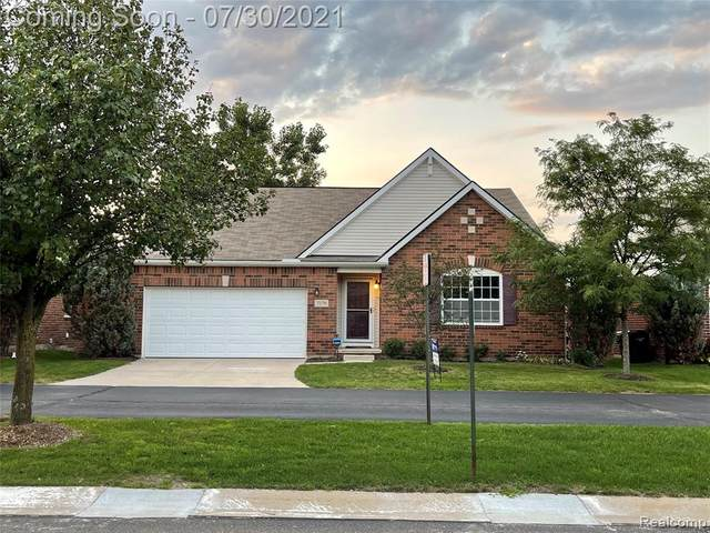 7179 N Central Park Drive, Shelby Twp, MI 48317 (#2210060866) :: The Alex Nugent Team   Real Estate One