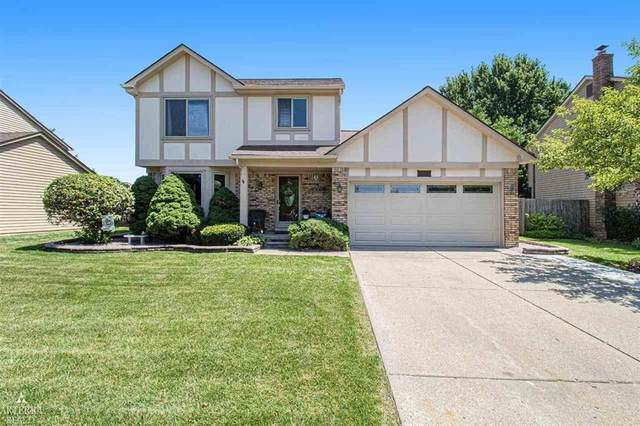 46600 Pat, Chesterfield Twp, MI 48051 (#58050049842) :: The Alex Nugent Team | Real Estate One