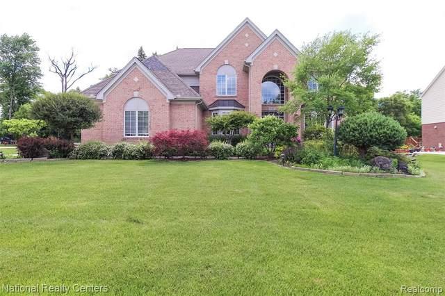 3930 Fadi Drive, Troy, MI 48084 (#2210060885) :: The Alex Nugent Team | Real Estate One