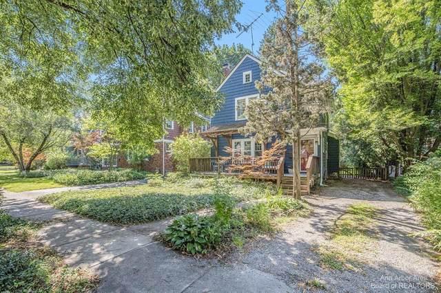 1420 Morton Avenue, Ann Arbor, MI 48104 (#543282870) :: The Alex Nugent Team | Real Estate One