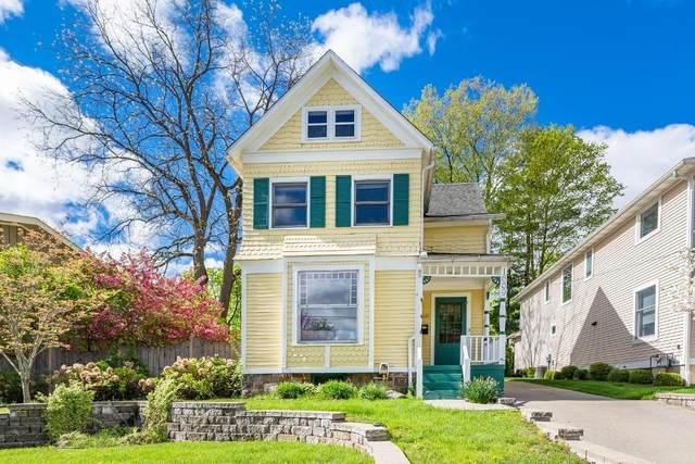 1609 Dexter Avenue, Ann Arbor, MI 48103 (#543282805) :: The Alex Nugent Team | Real Estate One