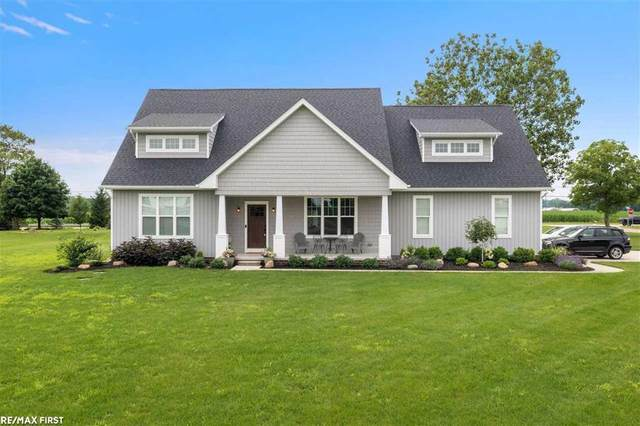 76487 Rosemary, Bruce Twp, MI 48065 (#58050049853) :: The Alex Nugent Team   Real Estate One