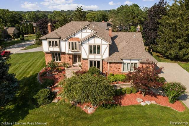 3366 Kenwood Drive, Rochester Hills, MI 48309 (#2210060918) :: The Alex Nugent Team | Real Estate One