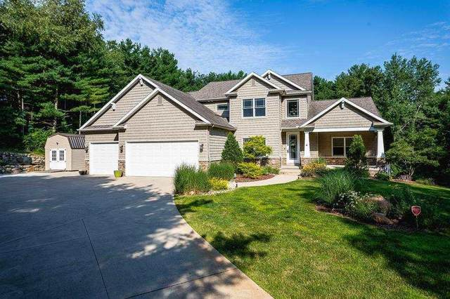 8358 S Jackson Rd, Liberty, MI 49234 (#55202102385) :: Duneske Real Estate Advisors