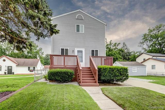 125 Council Avenue, Clawson, MI 48017 (#2210060949) :: Duneske Real Estate Advisors