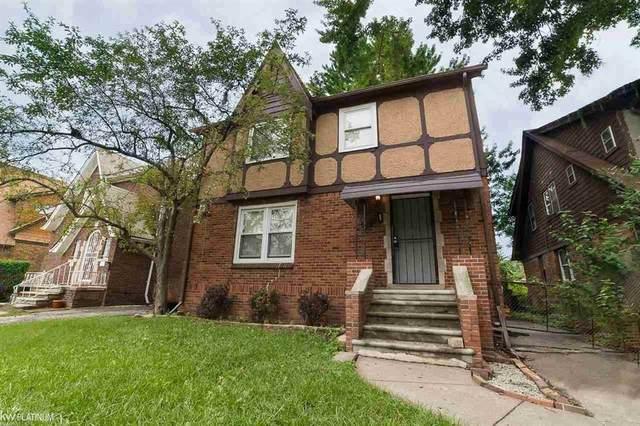 6126 Yorkshire, Detroit, MI 48224 (#58050049866) :: Duneske Real Estate Advisors