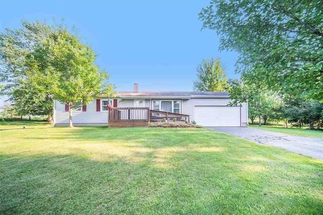 9325 Sears Rd, Concord, MI 49237 (#55202102386) :: Duneske Real Estate Advisors