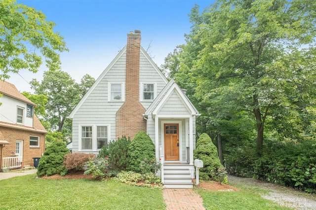 919 5Th Street, Ann Arbor, MI 48103 (#543282795) :: The Alex Nugent Team | Real Estate One