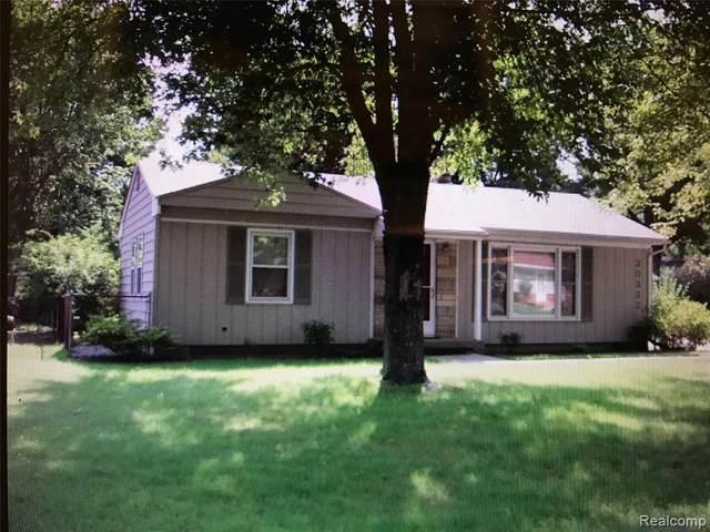 20332 Melvin Street, Livonia, MI 48152 (#2210061030) :: GK Real Estate Team
