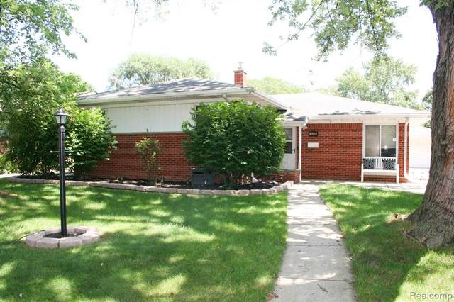 14248 Lyons Street, Livonia, MI 48154 (#2210061035) :: GK Real Estate Team