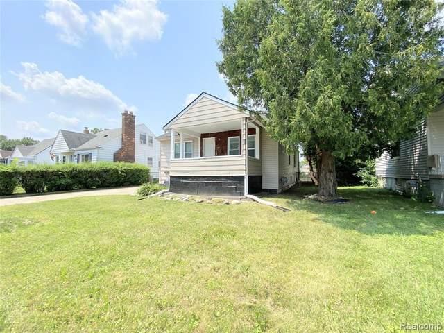 22433 Pleasant Avenue, Eastpointe, MI 48021 (#2210061090) :: The Alex Nugent Team | Real Estate One