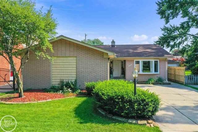 22448 Alexander, Saint Clair Shores, MI 48081 (#58050049897) :: The Alex Nugent Team | Real Estate One