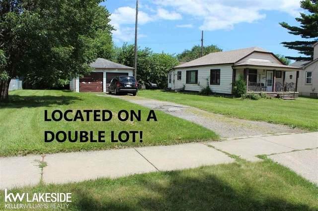 28840 Park, Roseville, MI 48066 (#58050049905) :: The Alex Nugent Team | Real Estate One