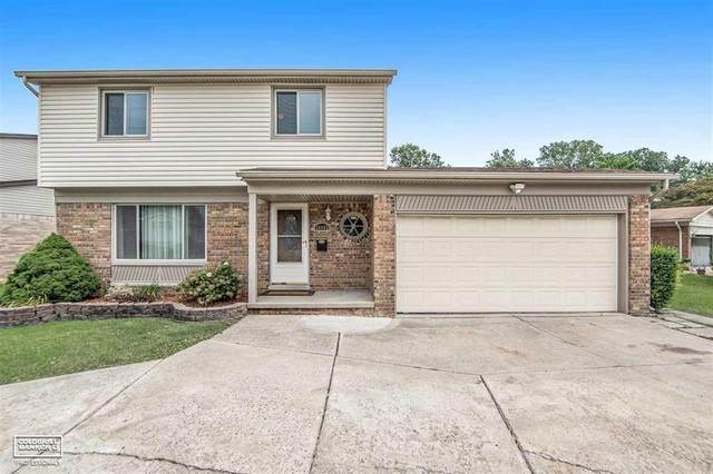 36602 Waltham, Sterling Heights, MI 48310 (#58050049914) :: The Alex Nugent Team | Real Estate One