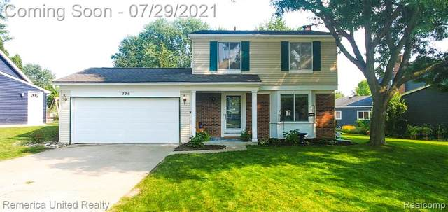 776 Norchester Street, South Lyon, MI 48178 (#2210061150) :: The Alex Nugent Team | Real Estate One