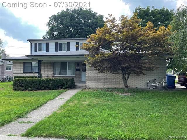 30347 Dell Lane, Warren, MI 48092 (#2210061165) :: The Alex Nugent Team | Real Estate One