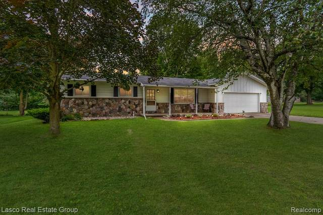9461 W Coldwater Road, Flushing Twp, MI 48433 (#2210061281) :: BestMichiganHouses.com
