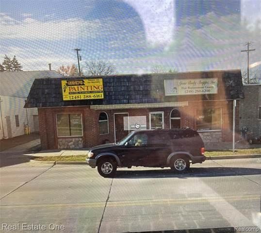 1523 N Main Street S, Clawson, MI 48017 (#2210061350) :: RE/MAX Nexus