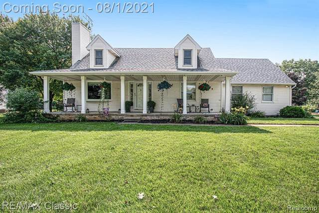 59705 Sunridge Drive, Lyon Twp, MI 48165 (#2210061396) :: GK Real Estate Team