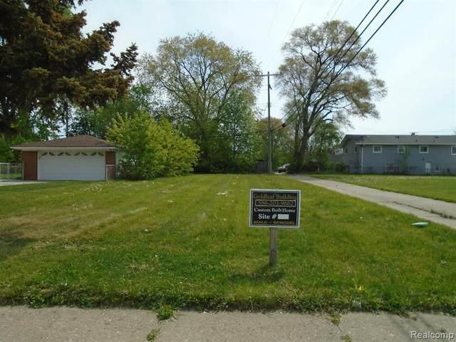 25102 Pearl Street, Roseville, MI 48066 (#2210061470) :: The Vance Group   Keller Williams Domain