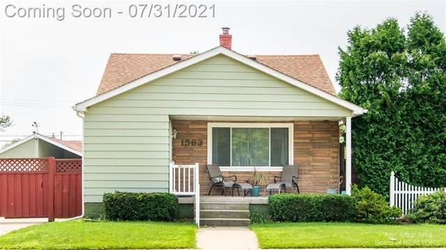 1563 Dee Street, Wyandotte, MI 48192 (#543282933) :: RE/MAX Nexus