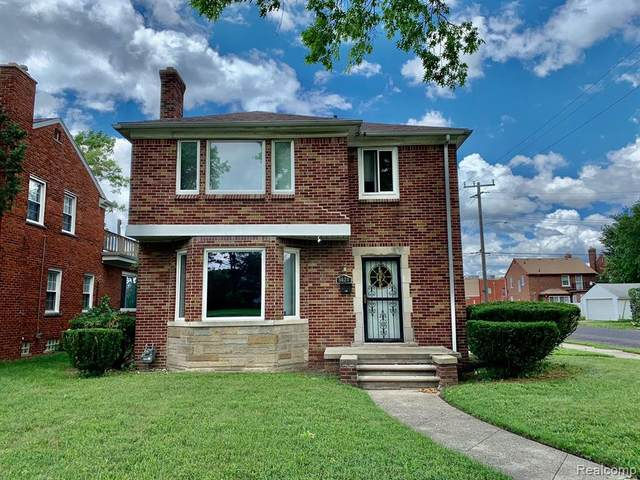 5620 W Outer Drive, Detroit, MI 48235 (#2210061554) :: The Mulvihill Group