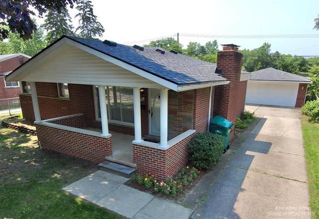1366 Jeff Street, Ypsilanti Twp, MI 48198 (#543282961) :: GK Real Estate Team