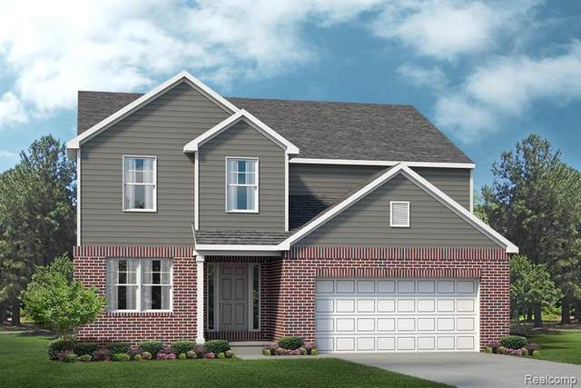 51854 West End Drive, Shelby Twp, MI 48315 (#2210061650) :: RE/MAX Nexus