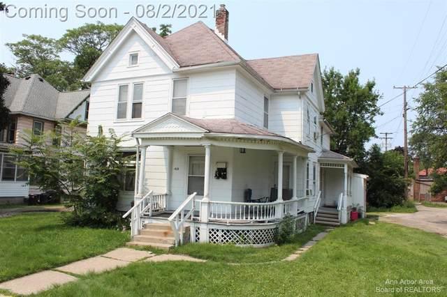 414 Emmet Street, Ypsilanti, MI 48197 (#543282894) :: GK Real Estate Team