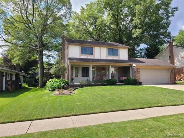 34561 Summers Street, Livonia, MI 48154 (#2210061688) :: GK Real Estate Team