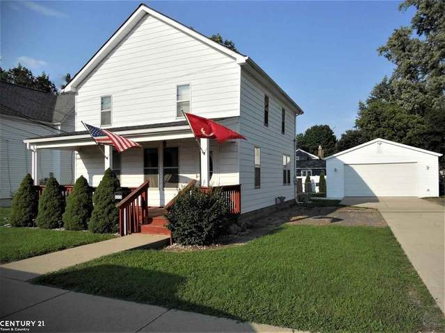 45436 Brownell, Utica, MI 48317 (#58050050089) :: The Mulvihill Group