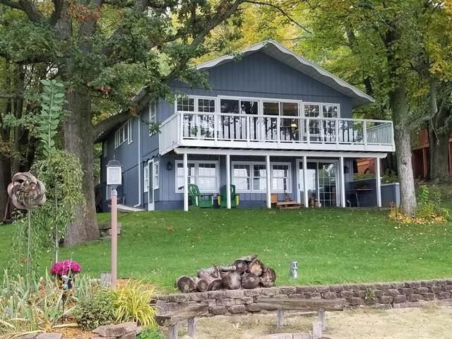 7765 W Lake Drive, Morton Twp, MI 49346 (#72021096676) :: Novak & Associates