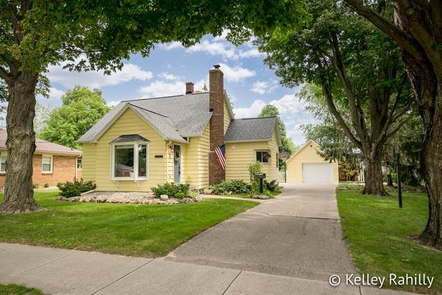 5452 Wilson Avenue, Hudsonville, MI 49426 (#65021097215) :: GK Real Estate Team