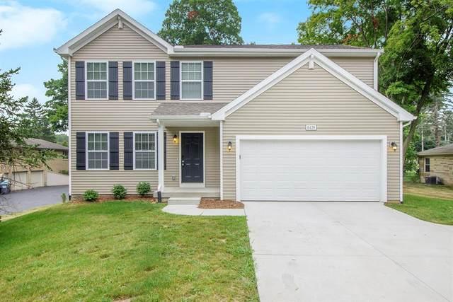420 Oak View Drive, Middleville Vlg, MI 49333 (#65021097553) :: Novak & Associates