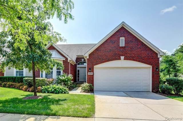 40541 Lenox Park Drive, Novi, MI 48377 (#2210061726) :: Duneske Real Estate Advisors